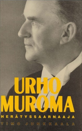 Image result for urho muroma herätyssaarnaaja